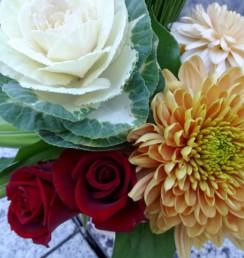 お正月花(イメージ)